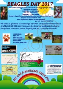 BEAGLES DAY 2017