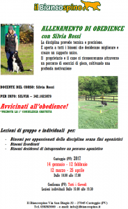 OBEDIENCE IL BIANCOSPINO