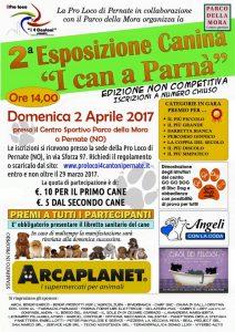 ESPOSIZIONE CANINA PERNATE 2 APRILE